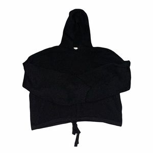 Flirtitude Active NWT Women's Cable Knit Hoodie